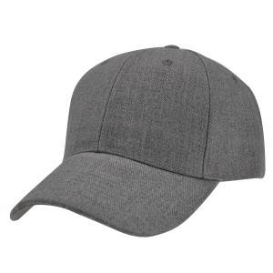 020011: 6顶面板棒球帽