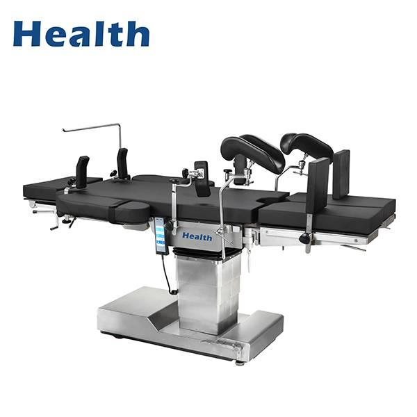 普外科手术台- TDY-G-1辐射透明不锈钢电液或神经外科手术台-万宇