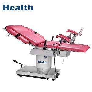 热门新产品手术台液压 -  TF液压和手动手术妇科手术表 - 万宇