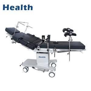 2020最新设计手术室床- TS医院手动液压手术台-万宇