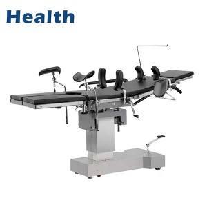 最便宜的价格电液操作表 -  TS-1不锈钢机械液压手术台通用外科 - 万宇