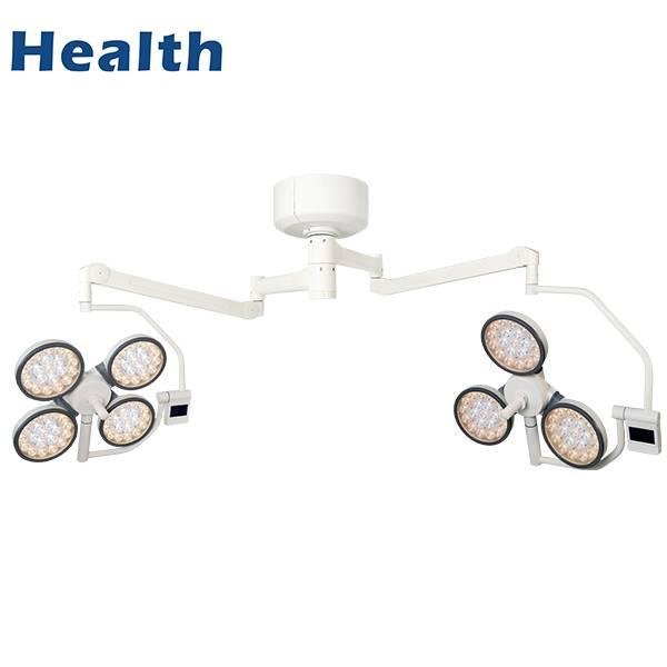 LEDD730740天花板LED双头医疗手术灯,具有高雷电强度特色图像雷竞技官方网站