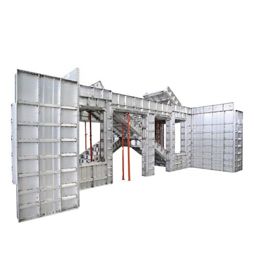 The advantage of Aluminium Form Work