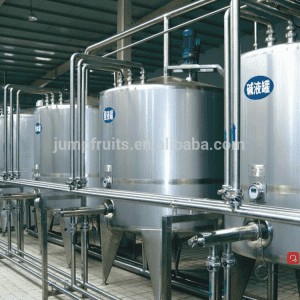 Automatic Tomato Ketchup / Paste Production Line