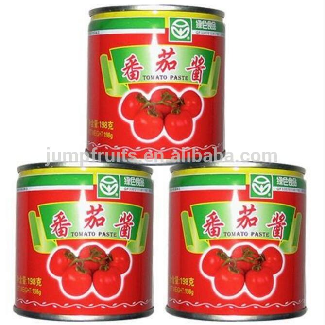 100% Organic Pure Canned Tinned Tomato Paste