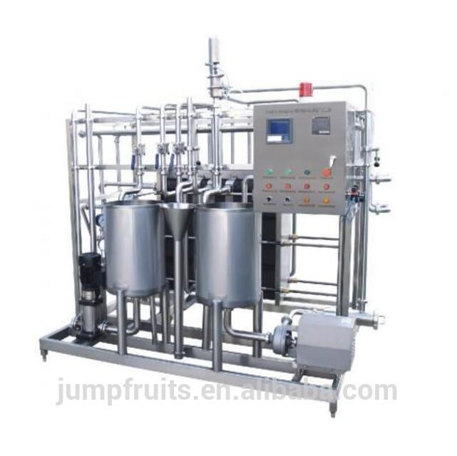 CE Approved Small Scale Milk Processing Plant Machine