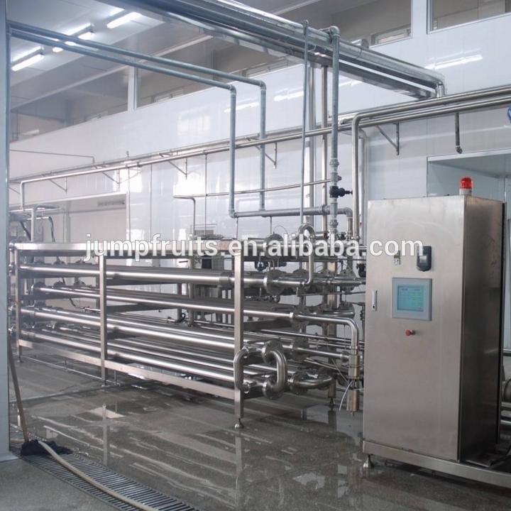Turnkey Project Fresh Grape Orange Coconut Juice Processing Production Line