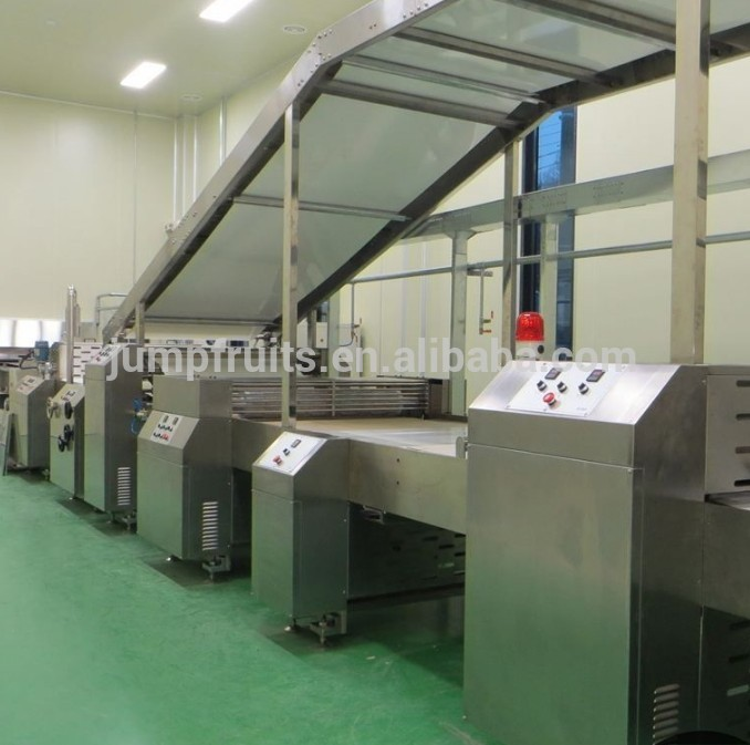 Automatic Small Soft Biscuit Making Machine