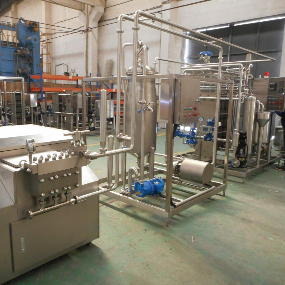 CE Approved of Small Milk Pasteurization Machine