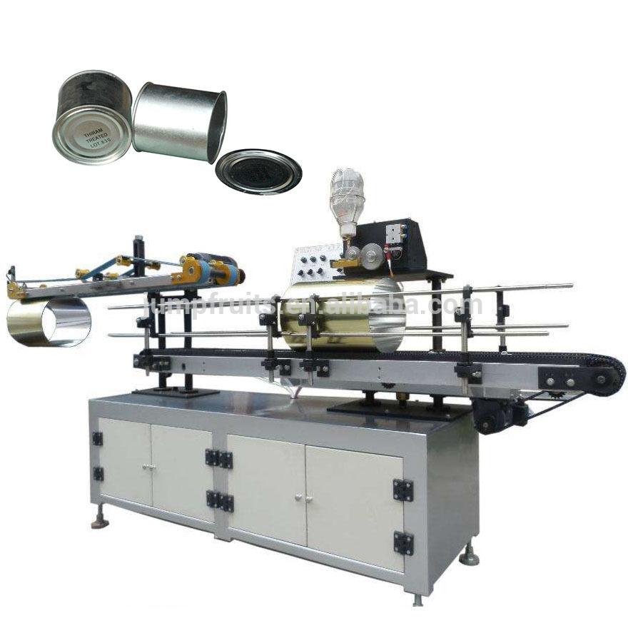 Professional Metal Tin Can Making Machine