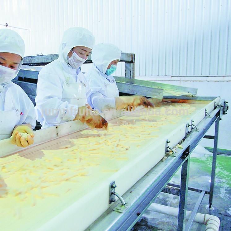 Fully Automatic Frozen Potato Chips Production Line