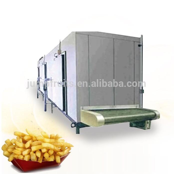 Potato French Fries Machine