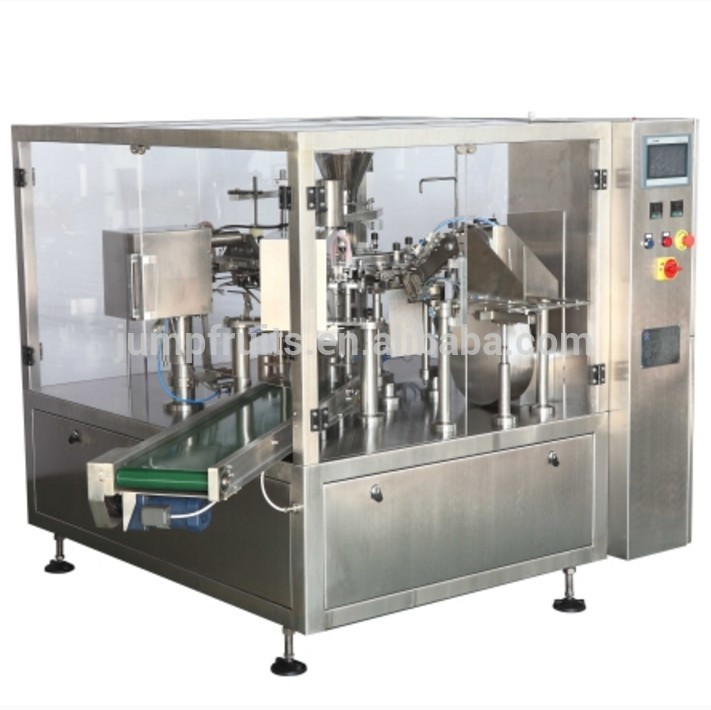 Automatic Canned Pickles And Pickled Olives Glass Jars Filling Machine