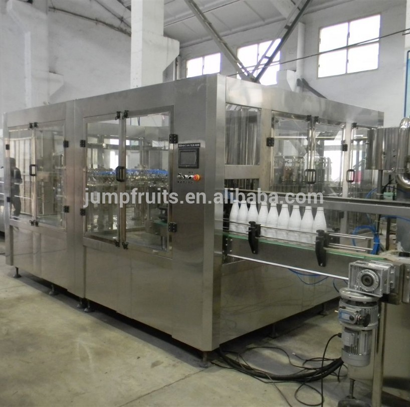 Manufacturing Companies for Peeling Machine - Hot-selling Pomegranate Juice And Wine Production Line – JUMP