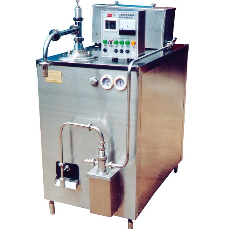 Industrial 50-500L/H Soft Ice Cream Making Machine