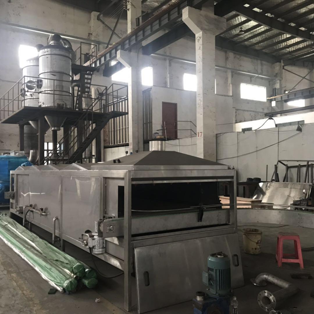 2021 Automatic Tunnel Spray Sterilizing Machine / Bottle Washer And Sterilizer