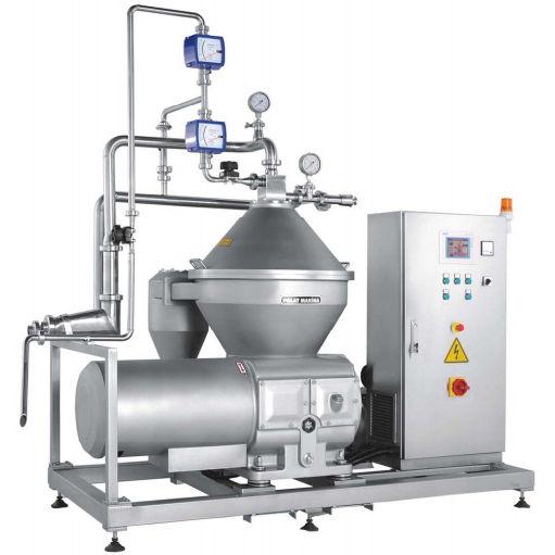 Milk Cream Separator Machine