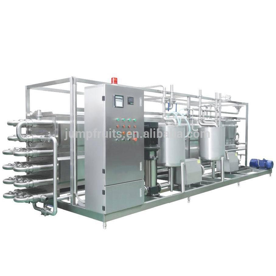 Autoclave UHT Milk Sterilizer Machine Steam Sterilizer