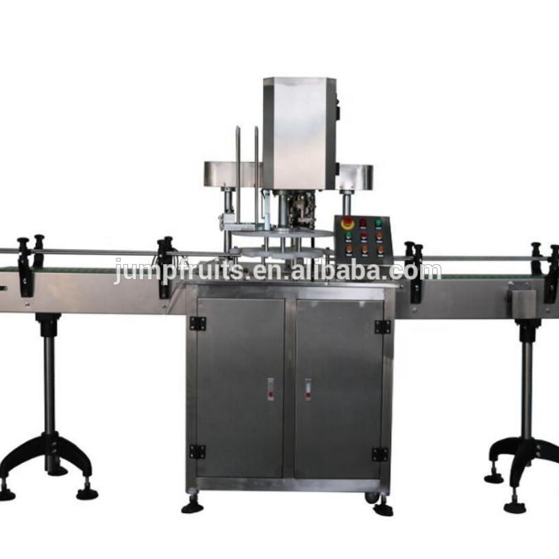 Automatic Tomato Sauce Tinplate Can Sealing Machine