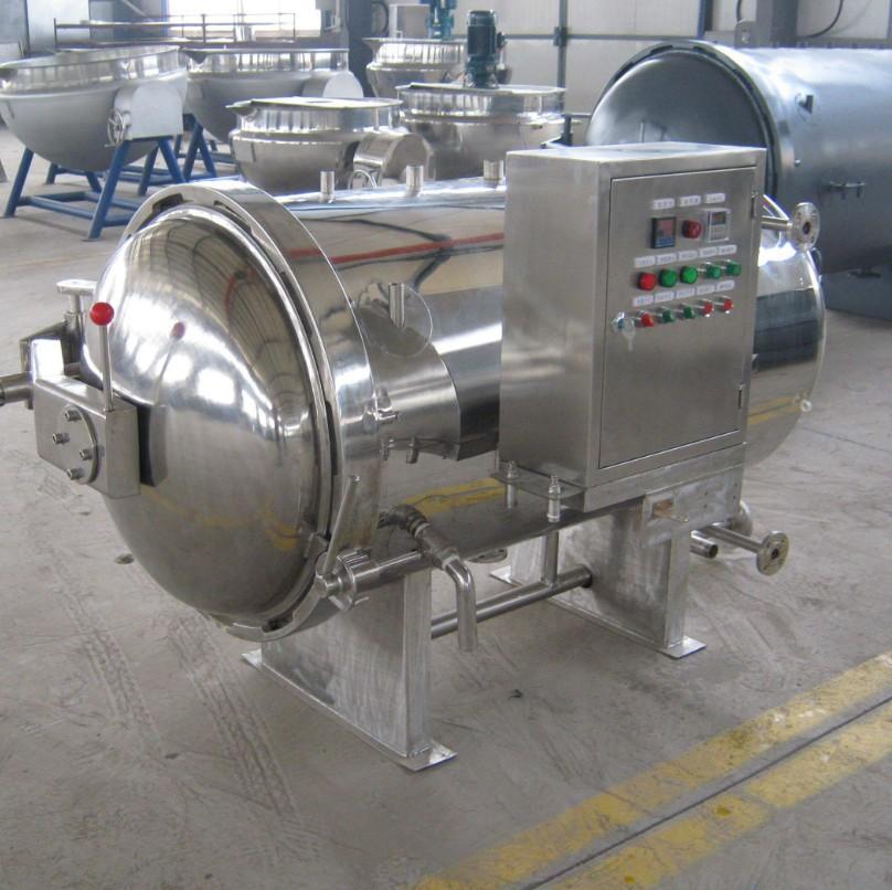 Commercial Autoclave Bottle Sterilizers