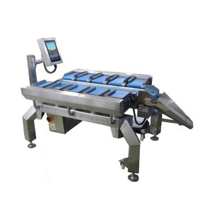Fruits And Vegetables Weighing And Packaging Machine Customized Multifunctional Combination  Scale