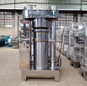 Complete Avocado Oil Press Line Most Economical Oil Presser Avocado Rapeseed Oil Press Machine