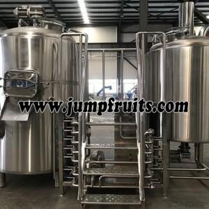 Self Brewed Fresh Beer Equipment