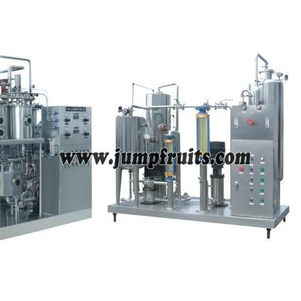 carbonated machine
