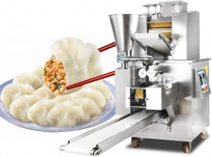Commercial Dumpling Spring Roll Automatic Production Line Customized Dumpling Making Machines