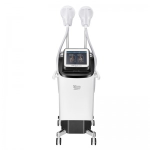 2020 new invention non-invasive strengthening muscle reducing fat slim beauty emsculpting HIMET machine