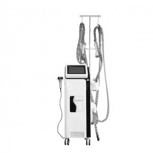 Hot sale slimming machine Vacuum Rollers RF cavitation velashape