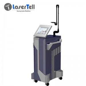 Professional 10600nm Fractional CO2 Laser dental laser beauty machine acne freckles