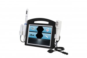 2 in 1 4D hifu machine vagina tightening professional for face lifting slimming