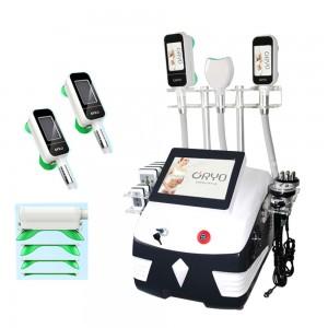 Portable 360 Degree Cooling cryolipolysi slimming machine Cryo Fat Reduce Criolipolisi Machine