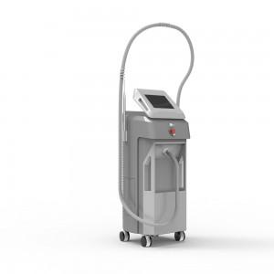 Fiber diode laser 810nm hair removal machine