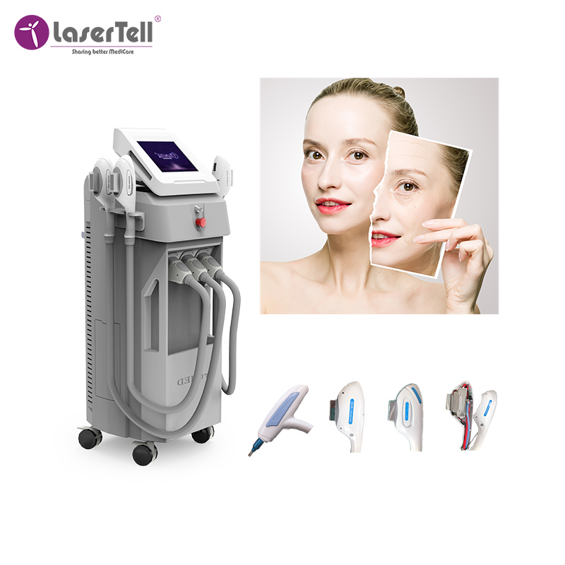 Hot Selling Salon Product laser hair removal machine/tattoo removal/freezing point hair removal medical for sale