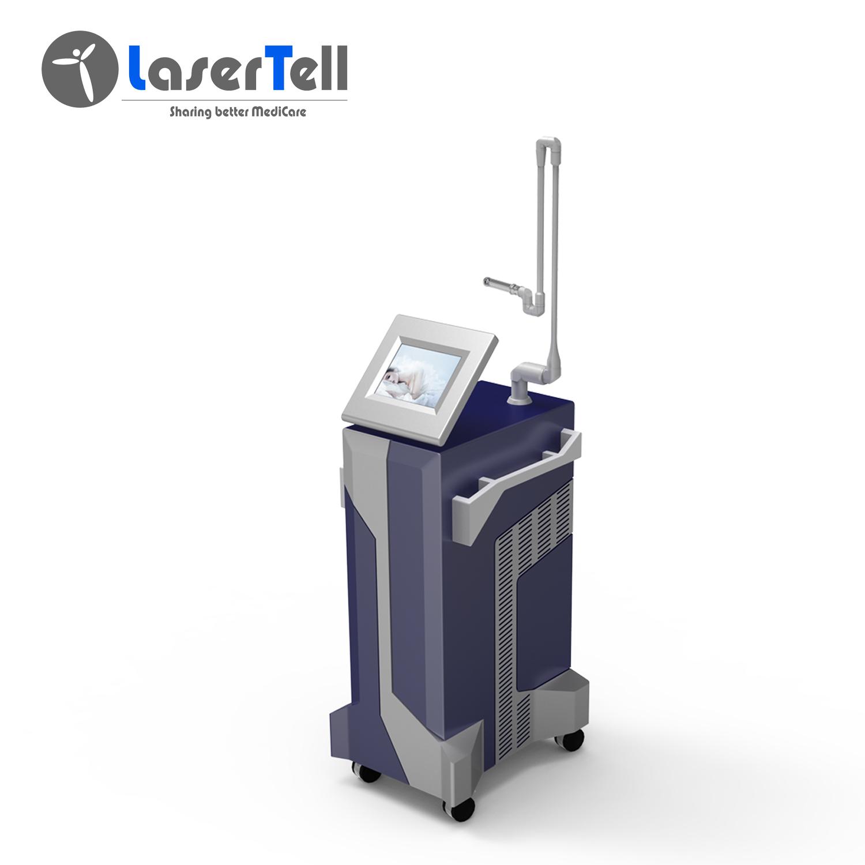 fractional co2 laser beauty equipment for skin tighten scar wrinkle remove