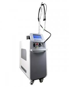 1064nm-755nm Hair Reduction Hair Epilating ND-YAG Alexandrite Hair Removal Laser