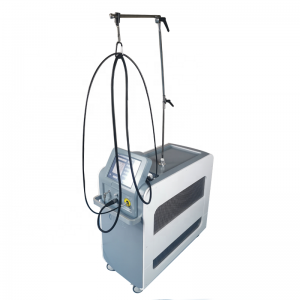 755nm&1064nm alexandrite and Nd Yag laser 2 in 1 multifunctional professional beauty machine