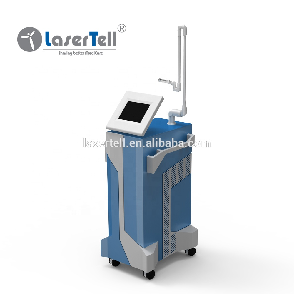 New face lifting skin tightening wrinkle removal beauty machine Fractional Co2 Laser For Scars Removal