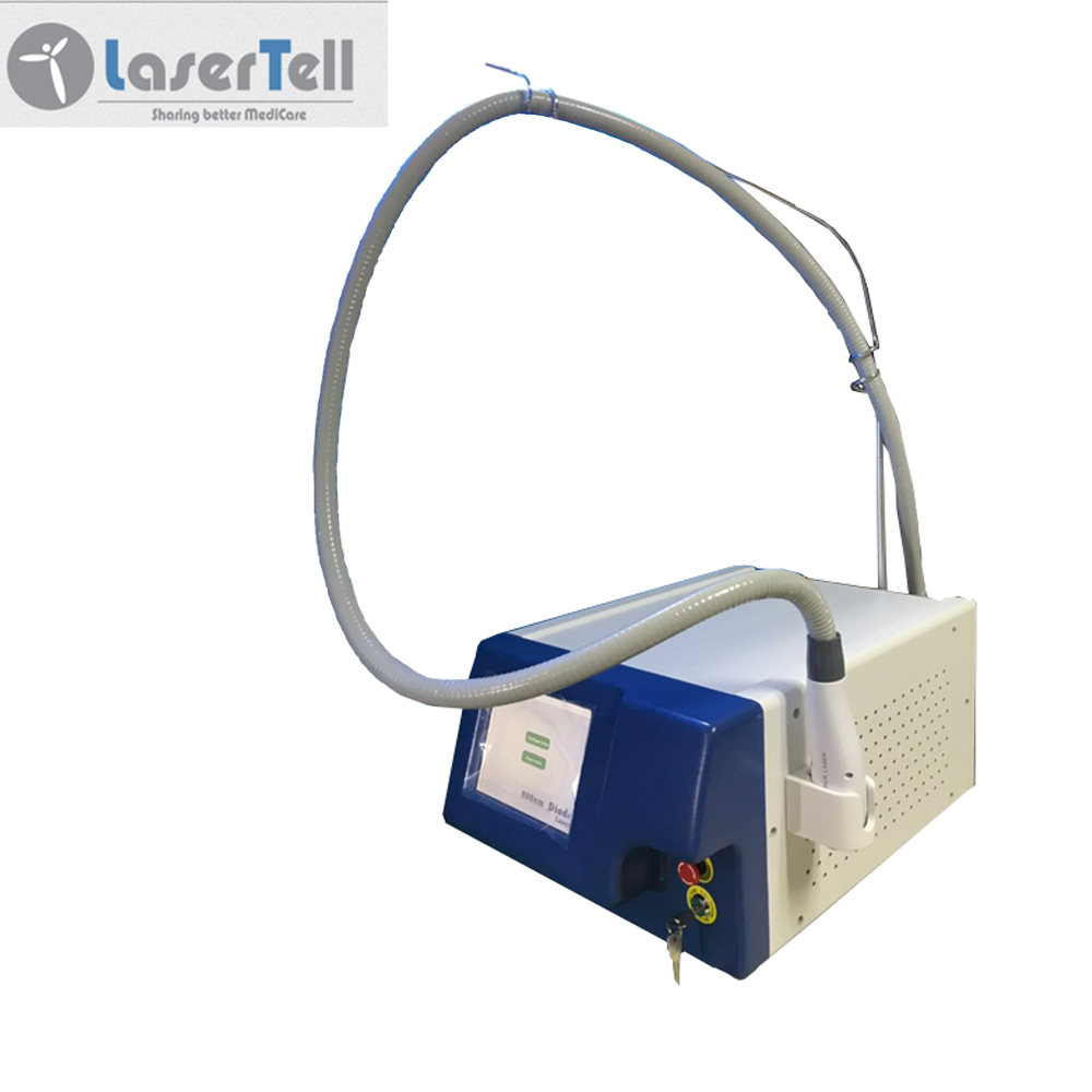 New  808nm  fiber coupled diode laser/diode laser hair removal machine