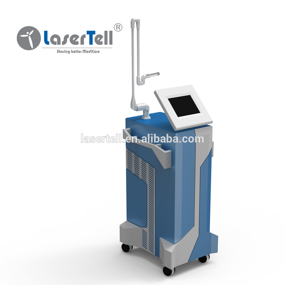 Most popular rf wrinkle removal machine face lifting skin tightening Refines lines and wrinkles