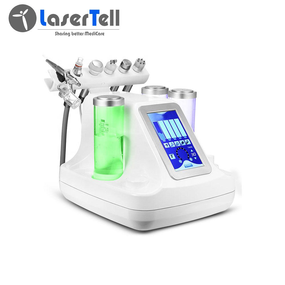 Big promotion new spa used skin rejuvenation hydro jet facial machine