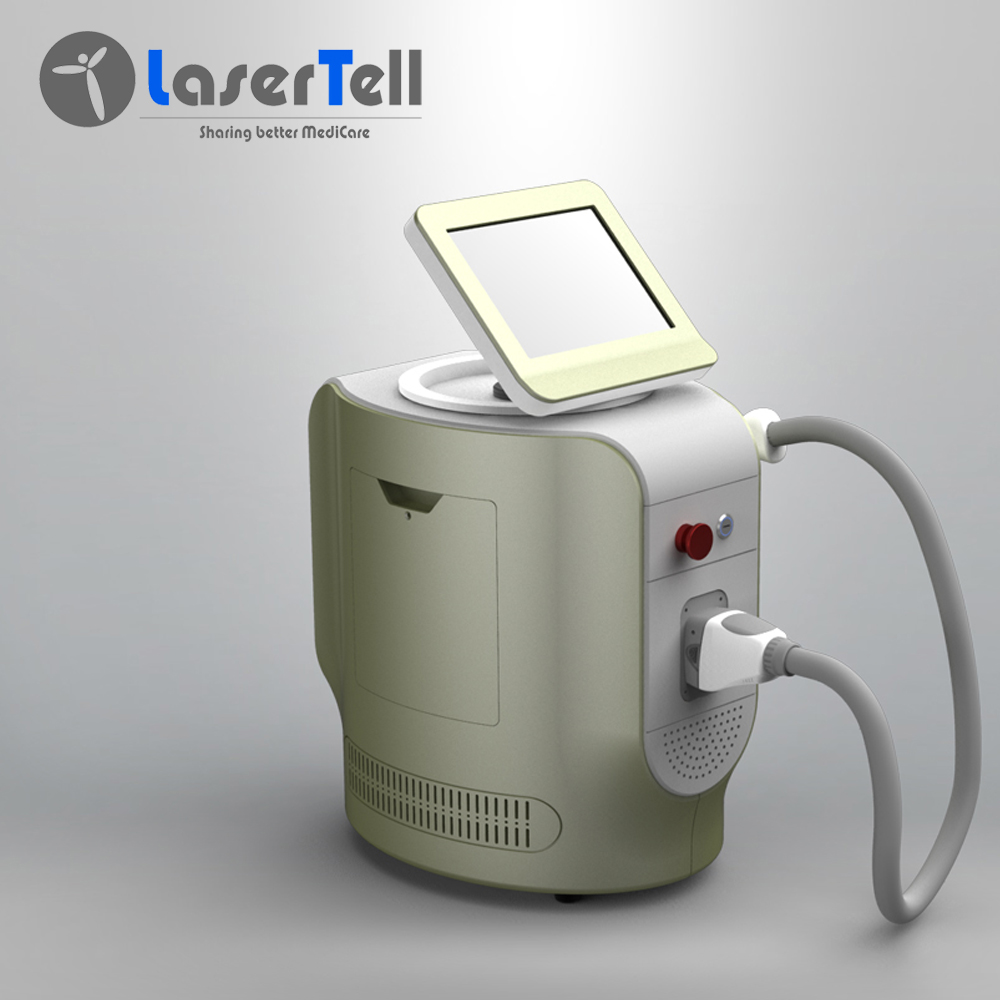 Beauty salon and clinic use Germany imported laser bars hair removal diode laser 755 808 1064 with CE Certification