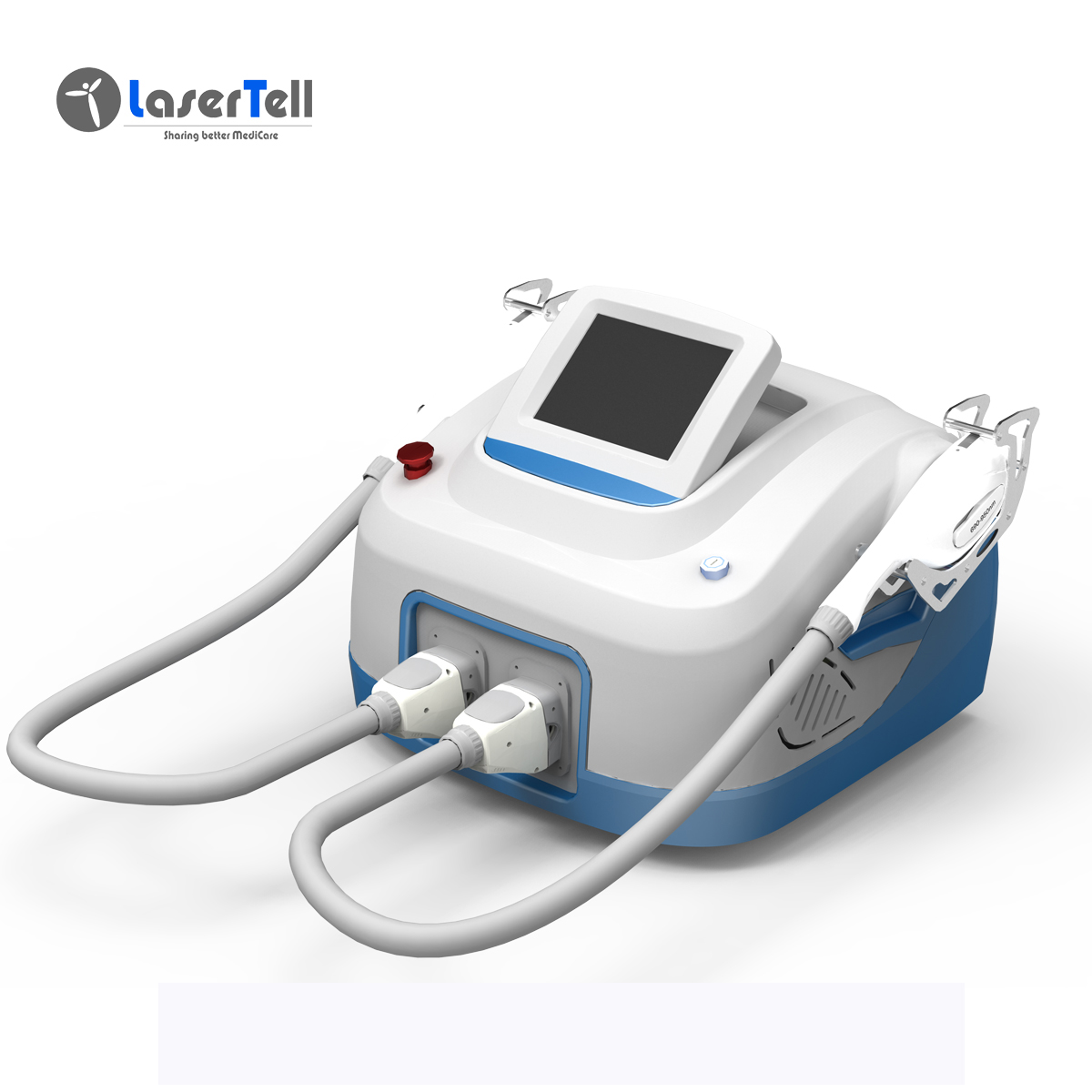 2 in 1 AFT SHR IPL For portable Fast Flash IPL Hair Removal UK lamp