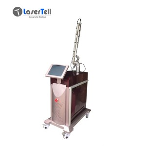 Professional Safe ND Yag Laser mobile tattoo removal machine Picosure 755nm For Beauty Salon