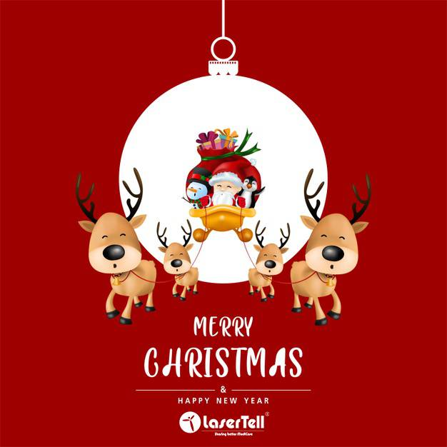 Merry Christmas & Unfold a new&Better year!!