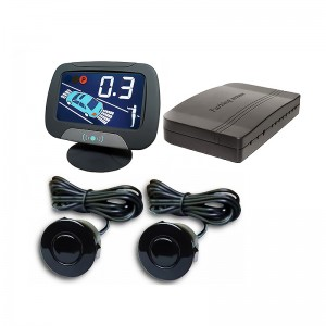 Car Parking Guidance System with Waterproof Sensor Vehicle Reserving System with LCD display