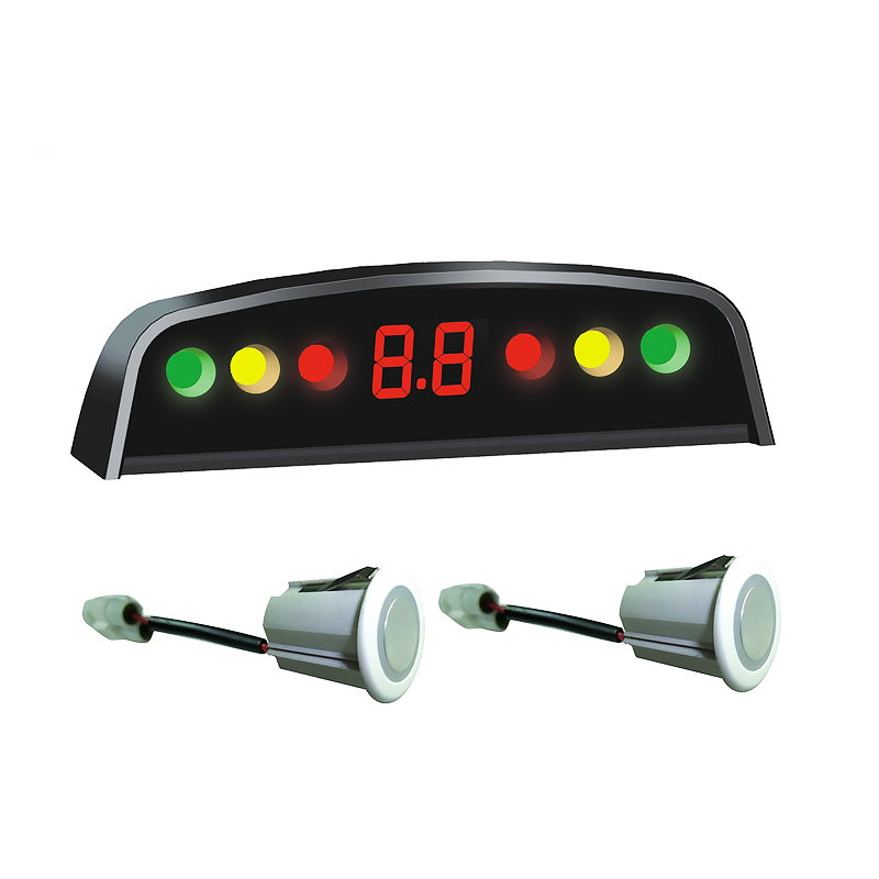 Car LED Parking Sensor for Car Reverse Assistance-3 Featured Image