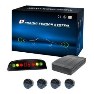 Car LED Parking Sensor for Car Reverse Assistance-3